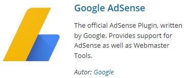 wtyczka google adsense